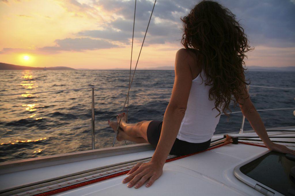 Deportes náuticos en verano